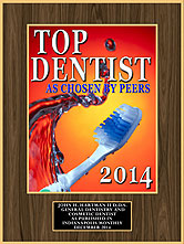 Top Dentist 2014